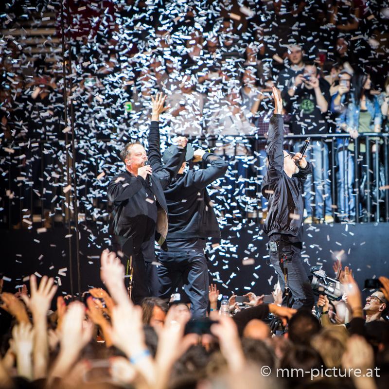 Die Fantastischen Vier in Wien 2015