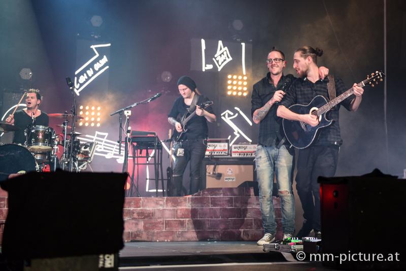 Seiler & Speer in der Stadthalle Wien 9.12.2016