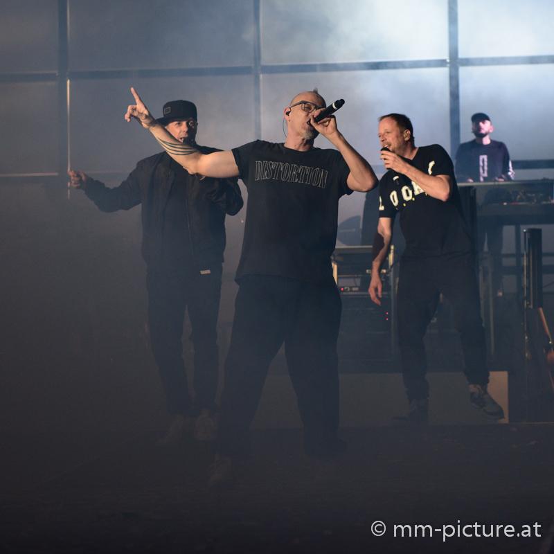 Die Fantastischen Vier - Vier und Jetzt Tour @ Stadthalle Wien 24.01.2017