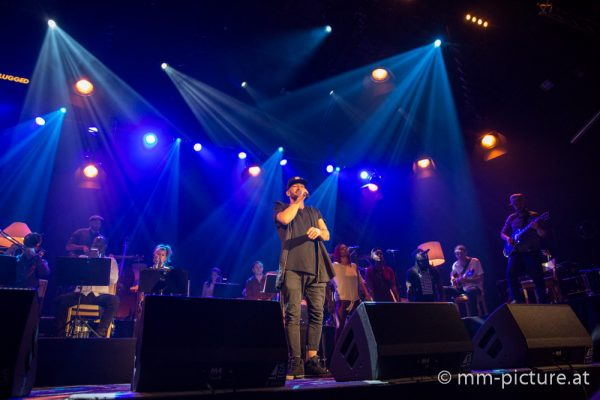 Gentleman MTV Unplugged @ Gasometer Wien 09.12.2017