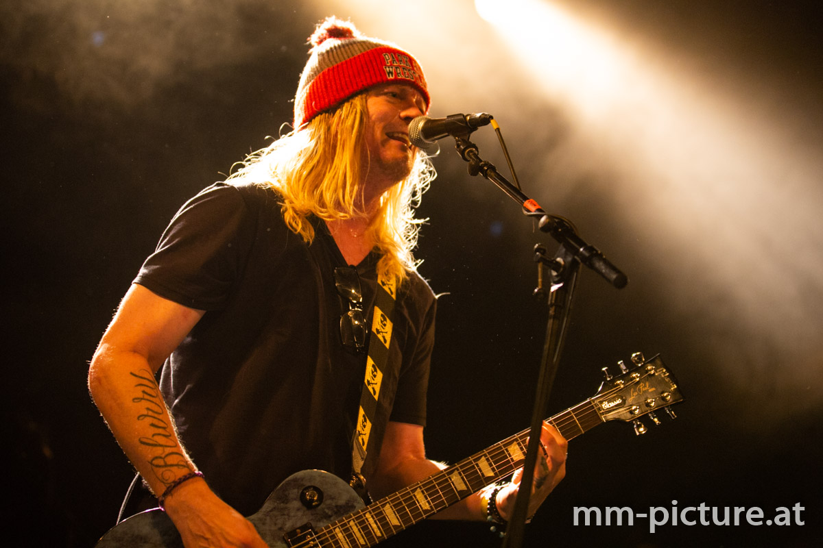 Puddle of Mudd @ Arena Wien 23.09.2018