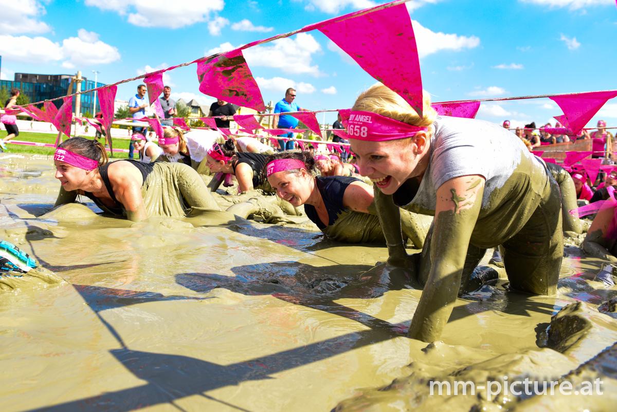 Muddy Angel Run 2018 in Wien – 08.09.2018